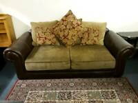 Very large 2 seater sofa. GC. Delivery possible