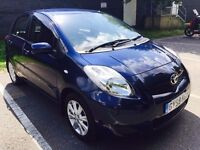 2009 Toyota Yaris 1.3 Automatic 1 Owner FSH Low Mileage 5 Door