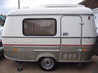 eriba puck Caravan