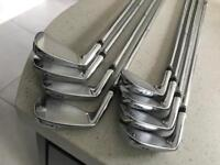 Wilson staff FG 62 irons DG S 300 shafts