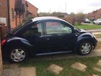 """Our lovely Beetle """"Gertie"""""""