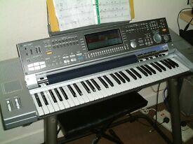 Yamaha Tyros Tuition/Korg/Roland/Arranger Keyboards