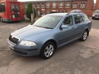 SKODA OCTAVIA 1.6 FSI AMBIENTE LOW*MILEAGE*46k ONE OWNER FROM NEW 2007