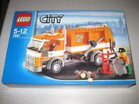 LEGO City 7991: Garbage Truck New sealed Box