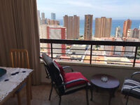 one bedroom apartment for holiday rental in Benidorm Spain