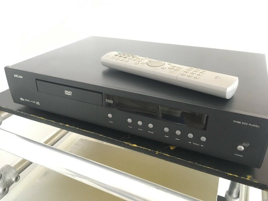 Arcam Dv88 Dvd Player With Remote Dvd Working But Not Playing Cds