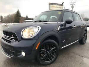 2015 Mini Countryman Cooper S AWD! 6-Speed Manual Loaded with...