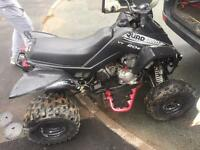 Quadzilla cvt 320 liquid cooled 4t road regd with v5 log book