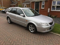Mazda 323 gsi estate AUTOMATIC very low miles