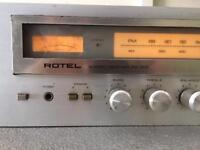 ROTEL RX-303 VINTAGE 1979 RADIO!