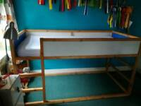 Childrens high rise Bed