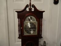 Grandmother Mahogony Clock