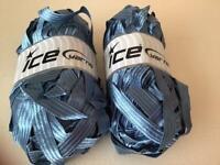 Ice yarn ribbon XL