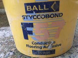 Styccobond F57 flooring adhesive 15 litres