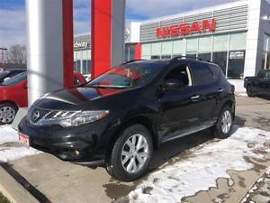 2013 Nissan Murano SL, BOSE, LEATHER, DUAL MOON ROOF