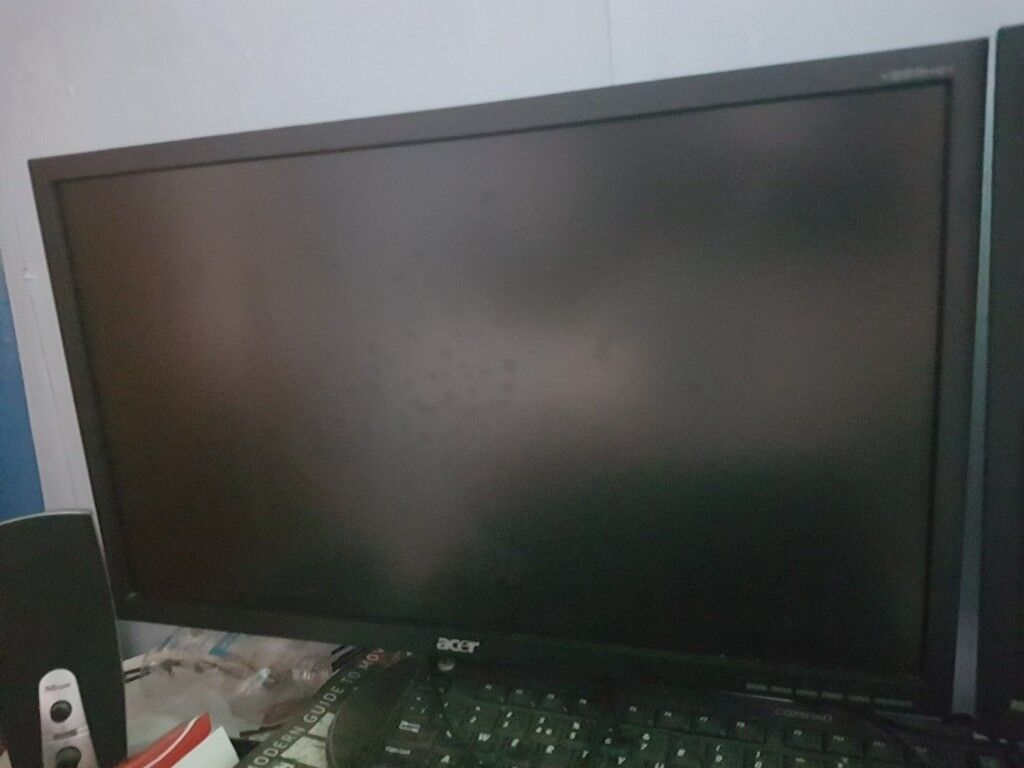Acer 21.5 inch Monitor (V223HQV) - Great Condition!