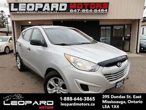 2012 Hyundai Tucson GL,Bluetooth,Heated Seat,Alloy Wheels*No Acc