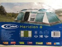 Gelert horizon 8 Tent with porch + much more