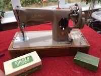 Singer. 201K. Sewing Machine