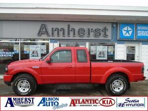 2011 Ford Ranger 4x2 5-SPEED MANUAL