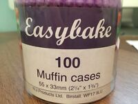 Easy bake Cupcakes/Muffin Cases x 10,900