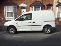 *NO VAT* VW Caddy C20 SDi 2L 09 Mot jul 18 white