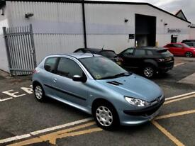 Peugeot 206 S 1.4 HDI MAY PX