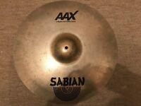 "Sabian AAX 19"" X-Plosion Fast Crash - RRP £329"