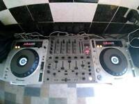 2 x CDJ800MKII + DJM600S For sale or swap for DDJ SX2