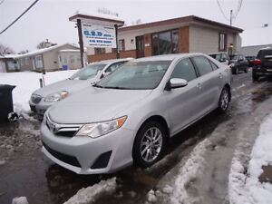 2012 Toyota Camry LE,GPS