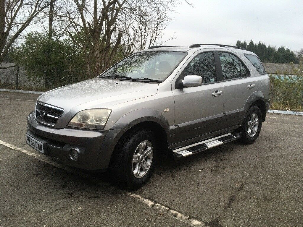 2003 Kia Sorento Diesel In Milnrow Manchester Gumtree
