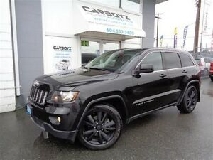 2012 Jeep Grand Cherokee Altitude 4WD, Nav, Pano Roof, Leather