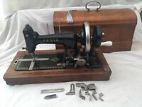 1914 VESTA (singer) sewing machine