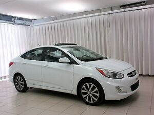 2017 Hyundai Accent SEDAN w/ Sunroof, Keyless Entry, Heated Seat