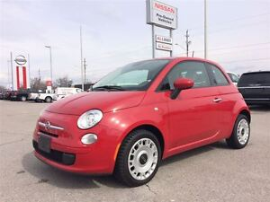 2014 Fiat 500 Pop Low Kilometers!