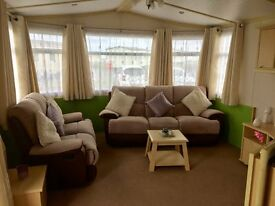 CHEAP CARAVAN FOR SALE. 12 MONTH PARK. NORTHUMBERLAND PARK. 2017 SITE FEES INCLUDED.