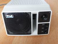 Compact Powered Loudspeaker