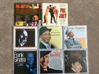 Frank Sinatra CD Collection
