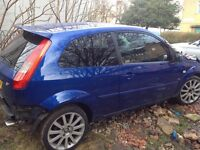 Ford Fiesta ST / Zetec S (02 - 08) Breaking Spares parts for sale mk6 mk6.5 engine bumper alloys mk7