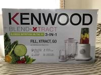 Kenwood blend xtract 3 in 1