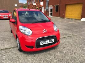 Citroen c1 1.0 VTR red £20 road tax mot until 4/8/18 One Former Keeper full s...
