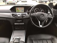 2015 Mercedes-Benz E Class 2.1 E220 CDI BlueTEC SE 7G-Tronic Plus 4dr PHV ready, Fully serviced