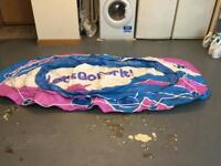 Free time 270 heavy duty blow up dinghy - large