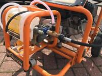 Pressure washer ,petrol washer