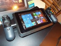 Linx Vision 8 inch Tablet with Xbox Controller - Black