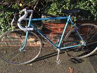 1979 Vintage Gitane Racing Road Bike 54cm frame Leeds