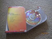 Genuine Edition Microsoft Office Professional 2007