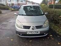 Nice and Cheap family car Renault Senic 1.4
