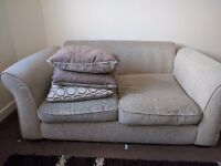 Sofa -twin seater - good condition