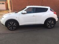 Nissan Juke 1.6 Tekna Excellent Condition like New , very low mileage